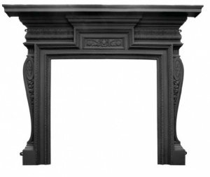 Knightsbridge Cast Iron Fire Surround